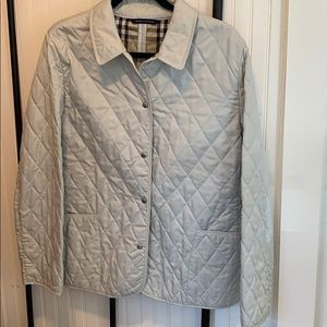 Classic Quilted Burberry Coat